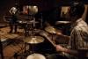 The waggons en studio