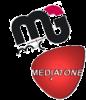 Logo Mediatone et Marché gare