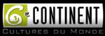 Logo 6ème continent