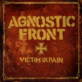 Pochette de l'album Victim in Pain