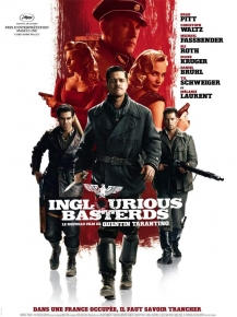 Affiche française - Inglorious basterds
