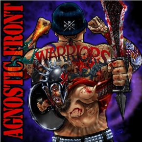 Pochette de l'album Warriors