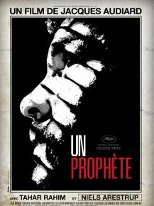 Un prophète - affiche du film