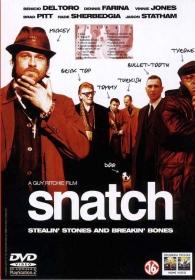 Affiche original du film snatch