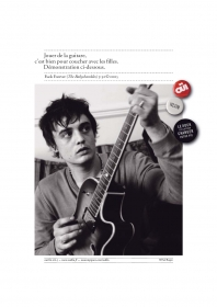 Pete Doherty pub ouï