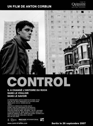 Control, affiche du film