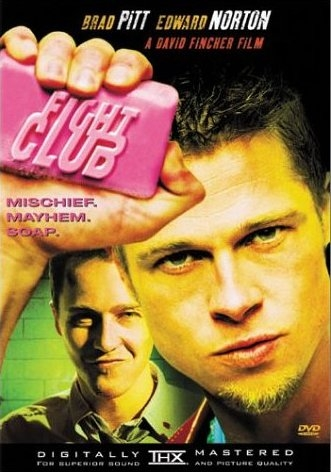 Fight club - Pochette DVD original