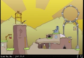 Capture d'écran Hapland 1